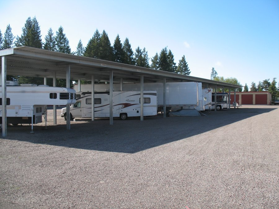 Self storage units windmill storage and business park for Rv covered parking structures