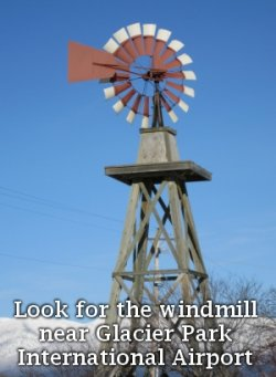 Windmill Storage & Office Park near Glacier National Airport