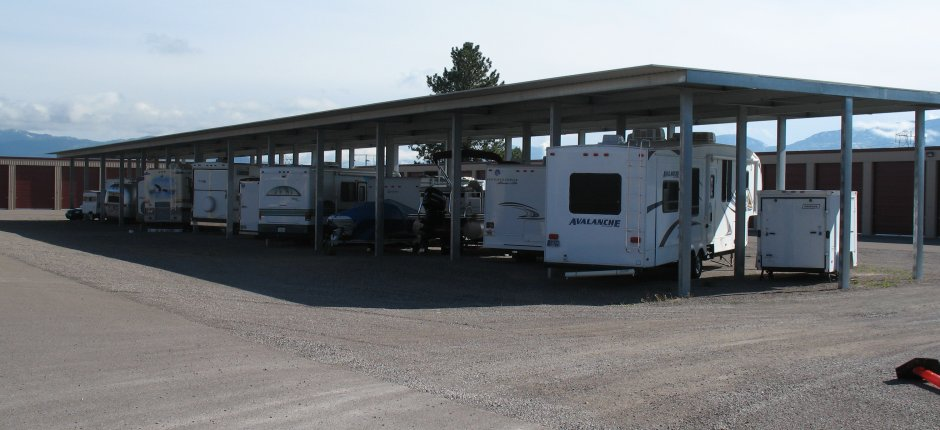 Storing Your Rv Travel Trailer Or Camper Between Trips