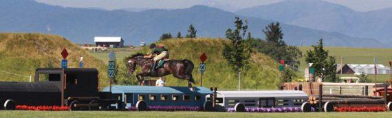 The Rebecca Farm Horse Show